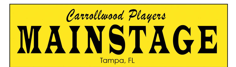 Mainstage Playbill Sponsorship 2018-2019 – Carrollwood